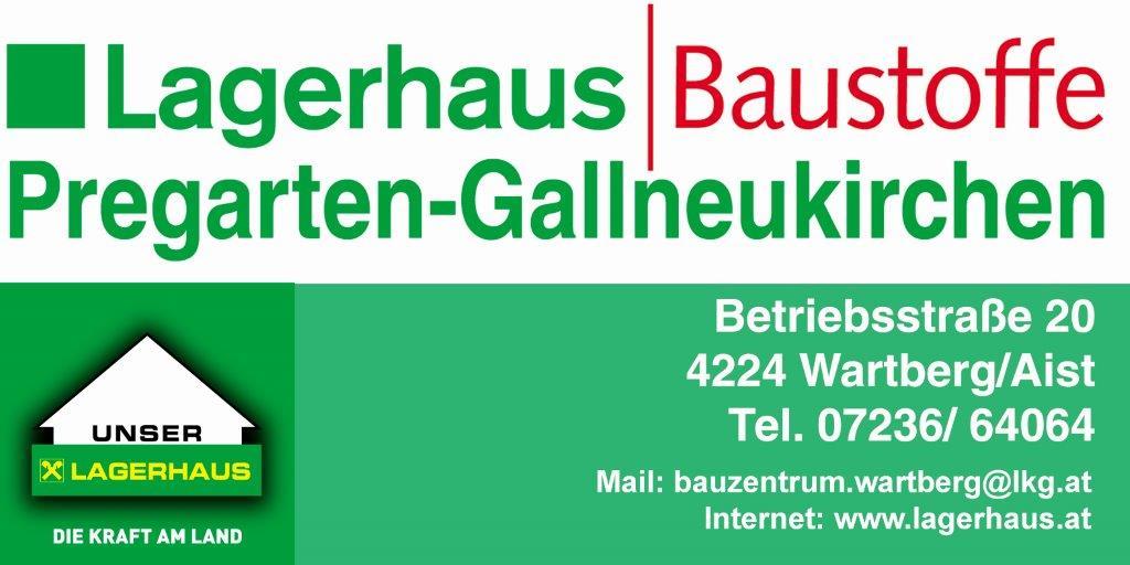 Lagerhausgen.<br>Pregarten-Gallneukirchen eGen.