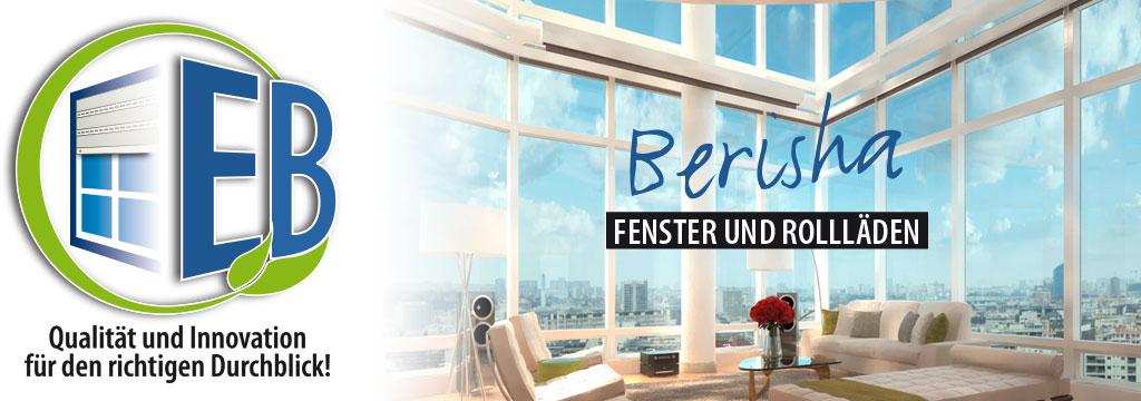Berisha Elgadaf<br>Fenster und Rolläden
