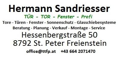 Sandriesser Hermann