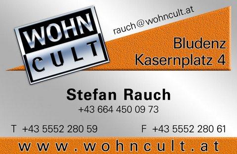 Rauch Stefan - WohnCult