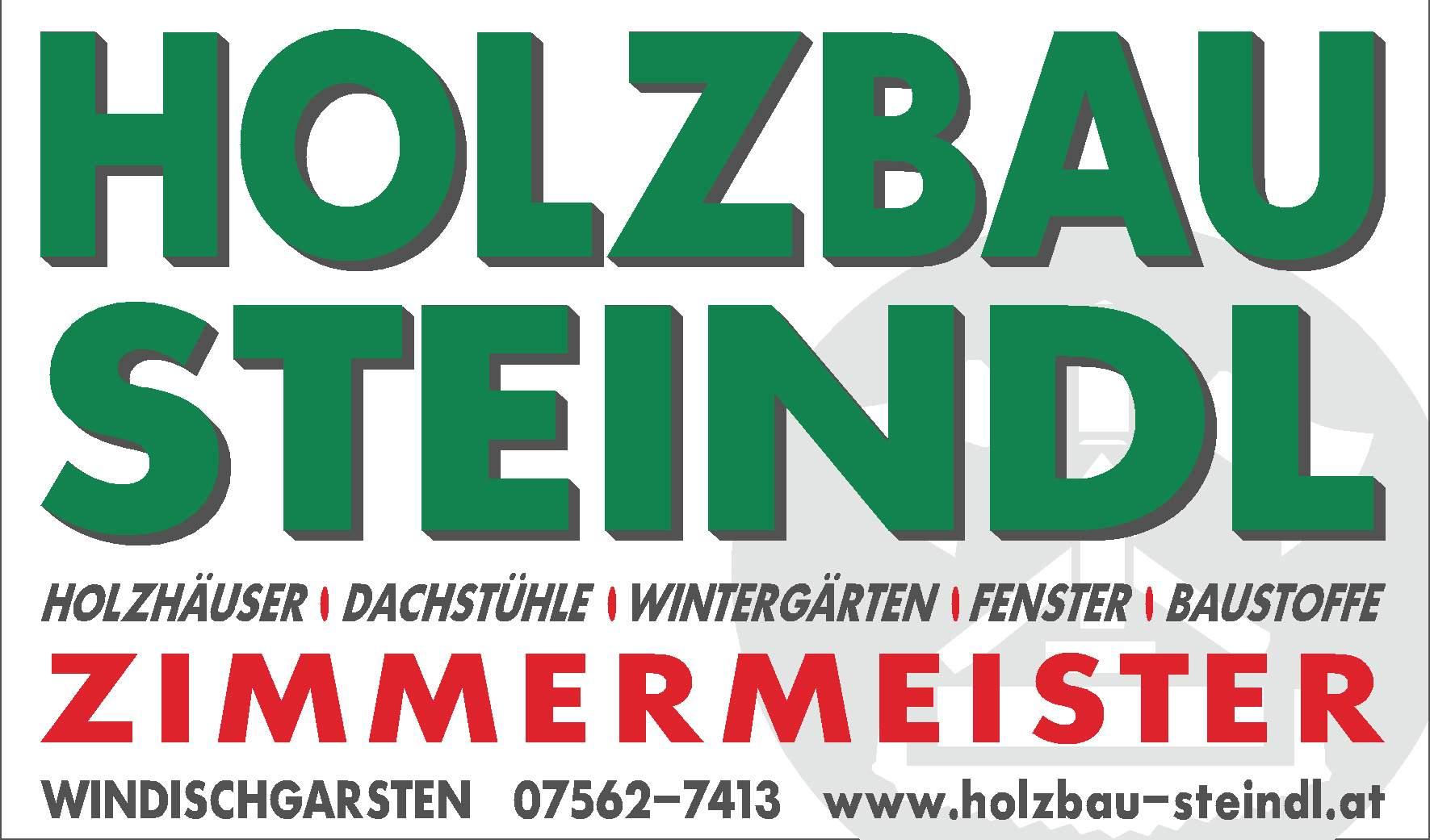 Firma Steindl<br>Zimmerm.-Holzbau GesmbH