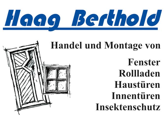 Fenster Türen Haag Berthold