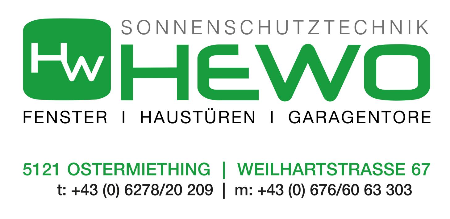 HEWO - Maschinen<br>Helmut Wolfersberger