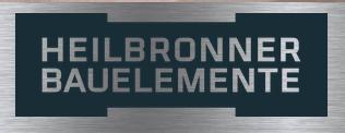 Heilbronner Bauelemente<br>Alex Pazel und Anton Volz GbR