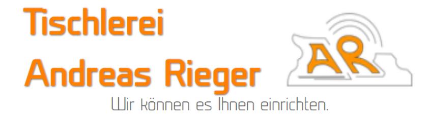 Bau- und Möbeltischlerei Rieger Andreas