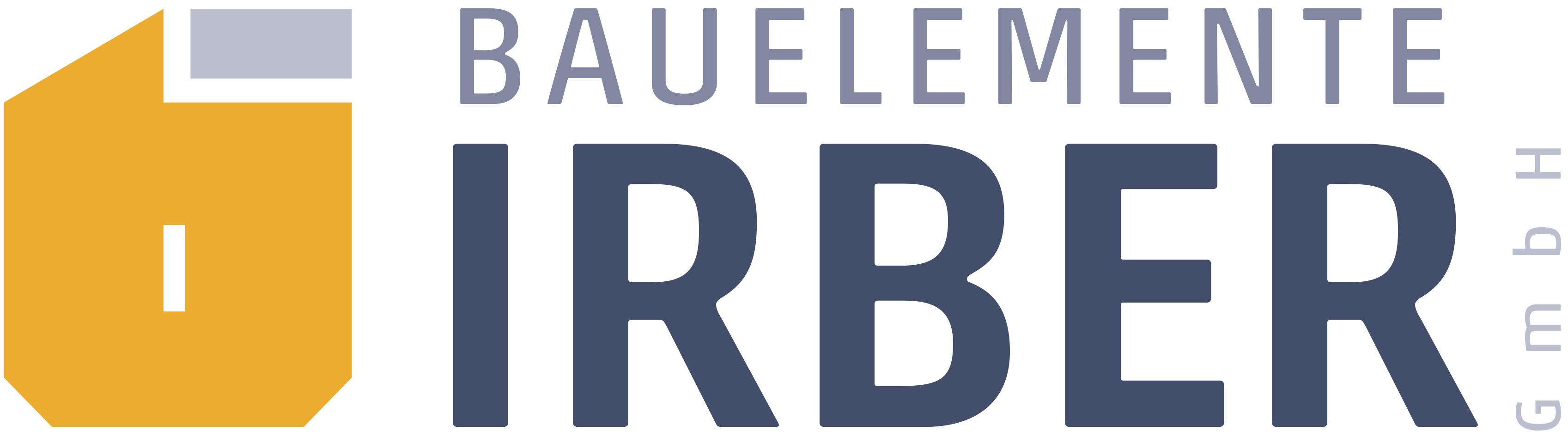 Bauelemente Irber GmbH