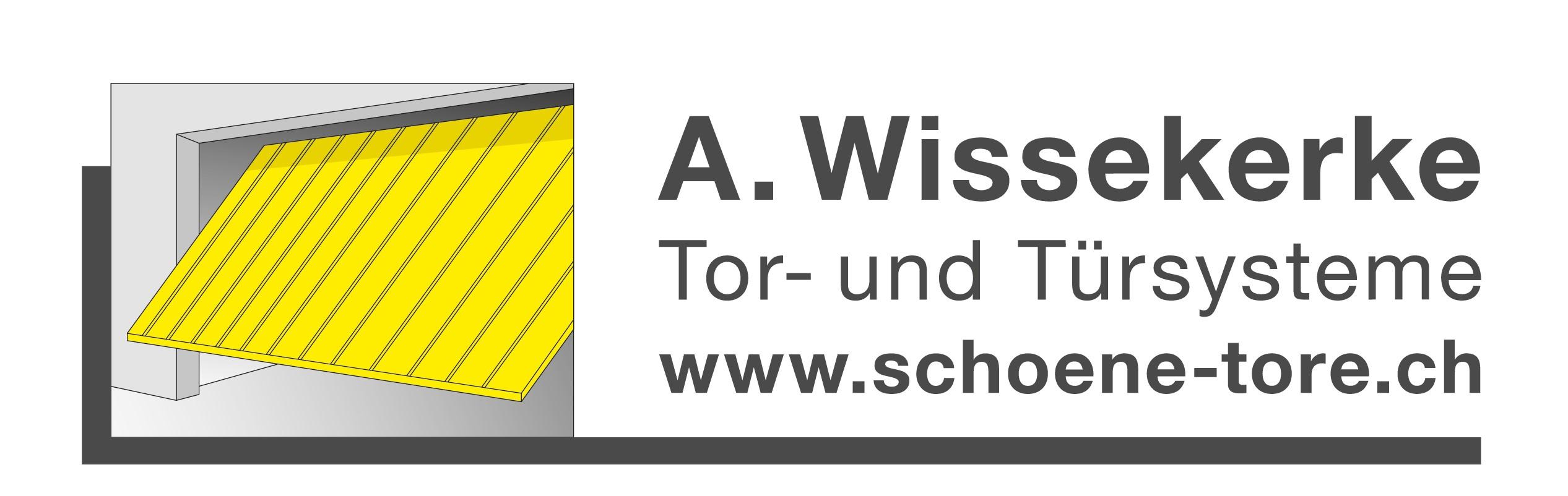 Wissekerke A.<br>Tor- und Türsysteme AG