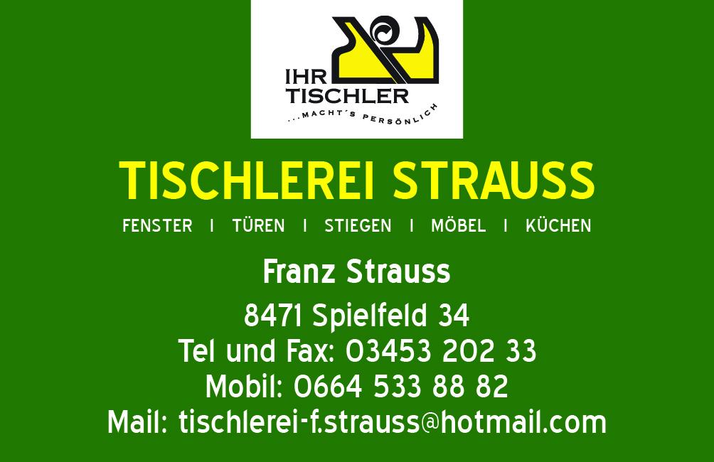 Tischlerei Strauß Franz
