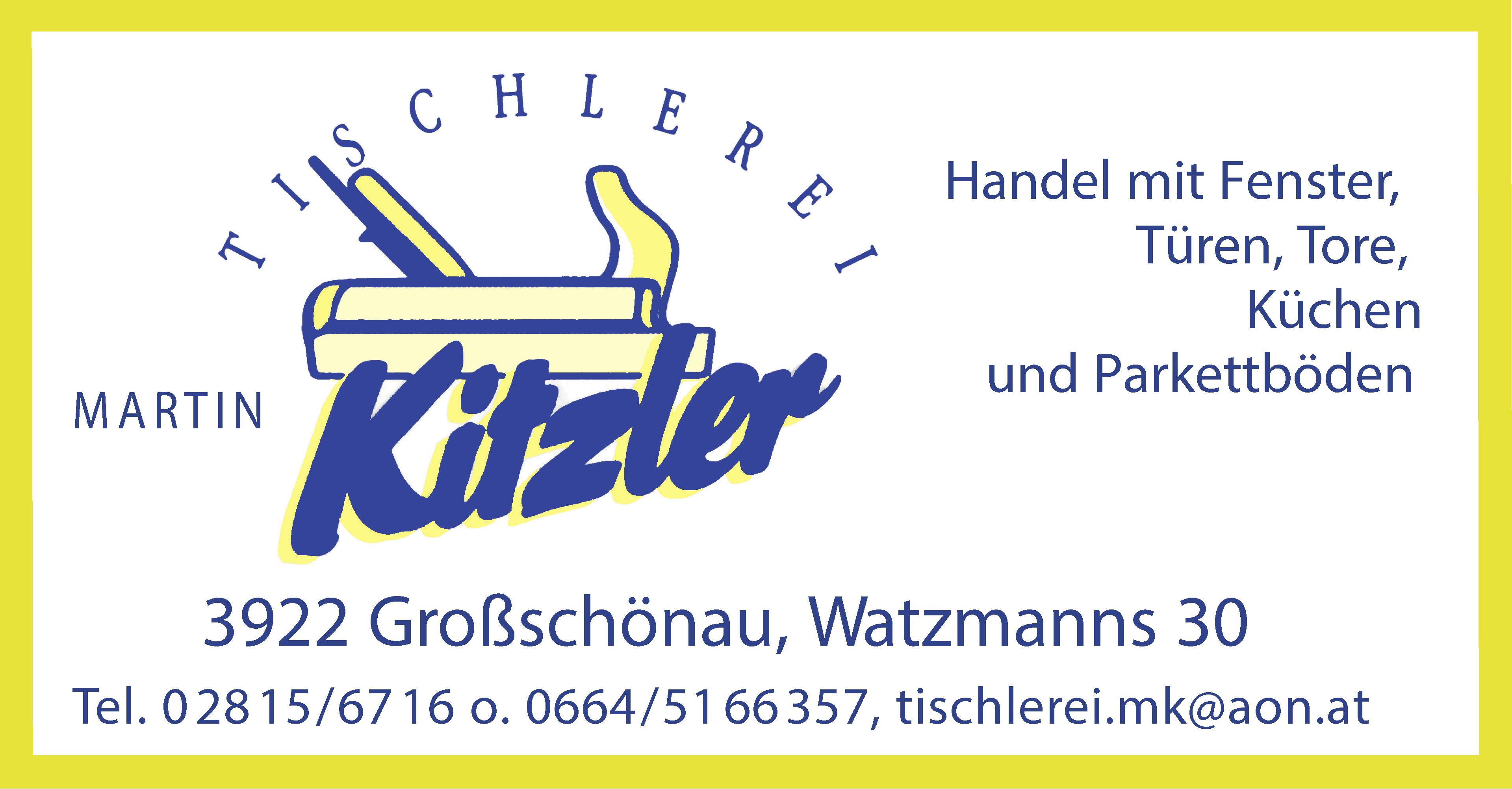 Tischlerei Kitzler Martin