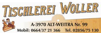 Tischlerei Woller Werner