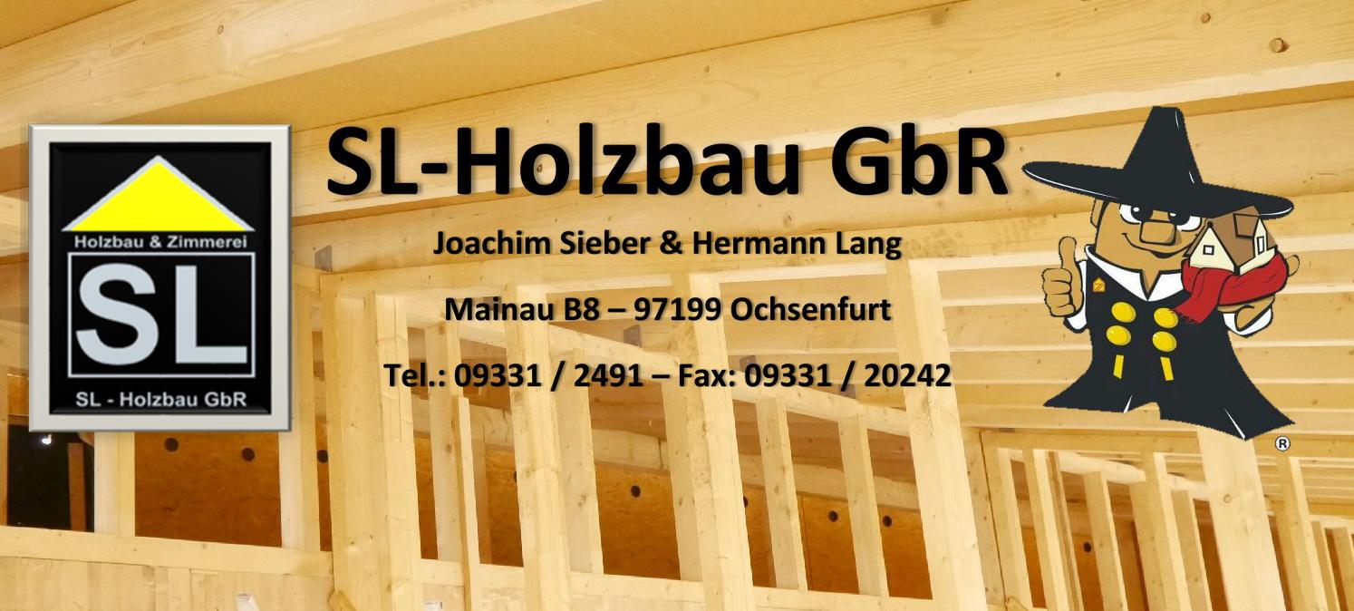 SL-Holzbau GbR<br>Sieber & Lang