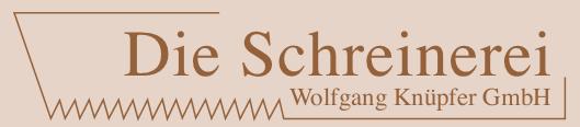 Die Schreinerei Knüpfer W. GmbH