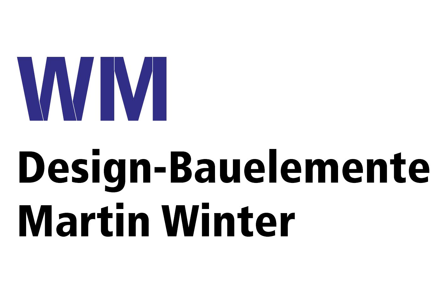 WM Design Bauelemente<br>Martin Winter